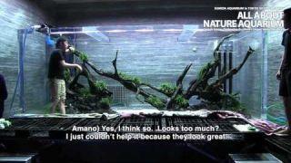 TAKASHI AMANO × SUMIDA AQUARIUM Vol.3