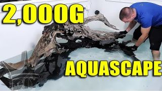 AQUASCAPE - 2,000 GALONES !!