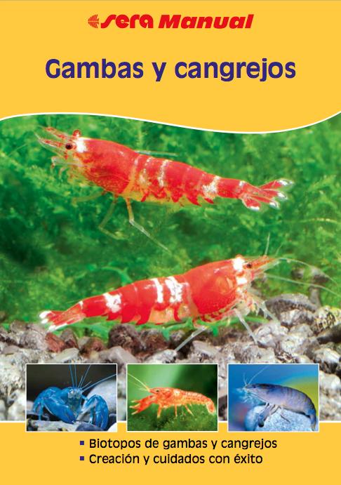 Manual gambas y cangrejos