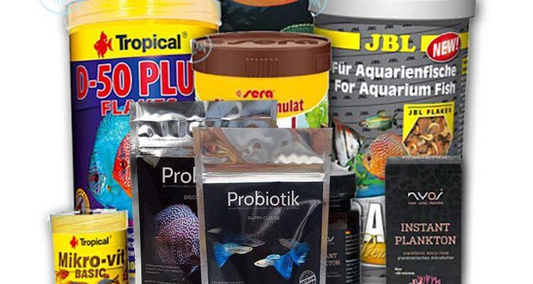 Los 10 mejores alimentos para peces 2021